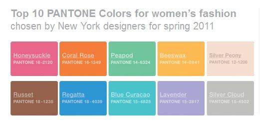 Feminine Color Color Trends Spring 2011 In Glass  Part 1  Judith Billig Designs