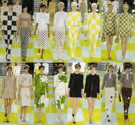 Louis Vuitton SS2013