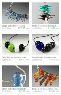 Etsy Jewelry Shop
