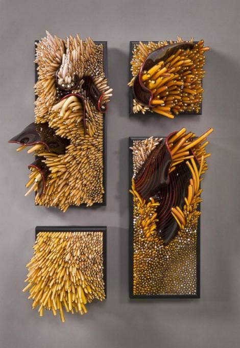 Jan-12-Leib-Archipelago-5-Glass-Art-Composition-by-Shayna-Leib-610x885